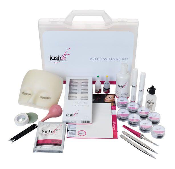 Lash Fx Professional Eyelash Extension Kit New Stock Eyelash