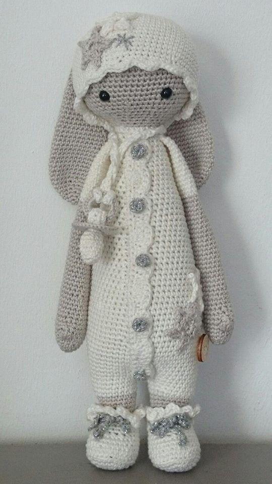 Made By Petra Z Lalylala Haken Breien Pinterest Croché