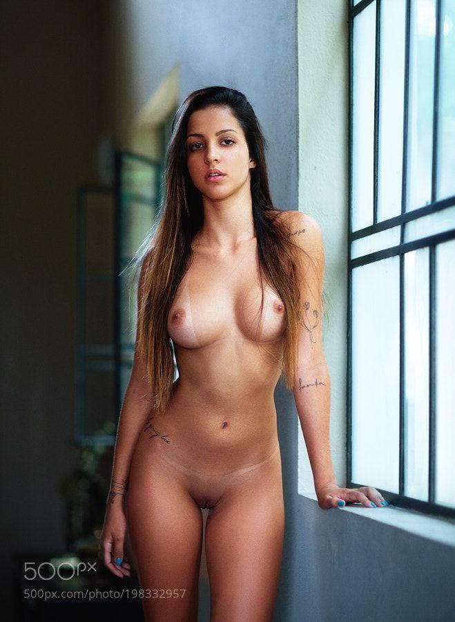 and naked Slutty