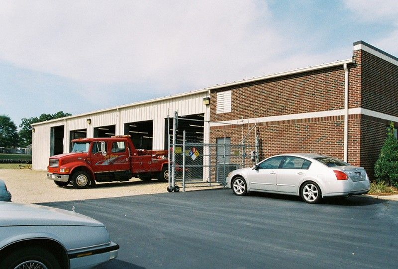 Jeff Barnes Auto Repair   Building design, Commercial ...