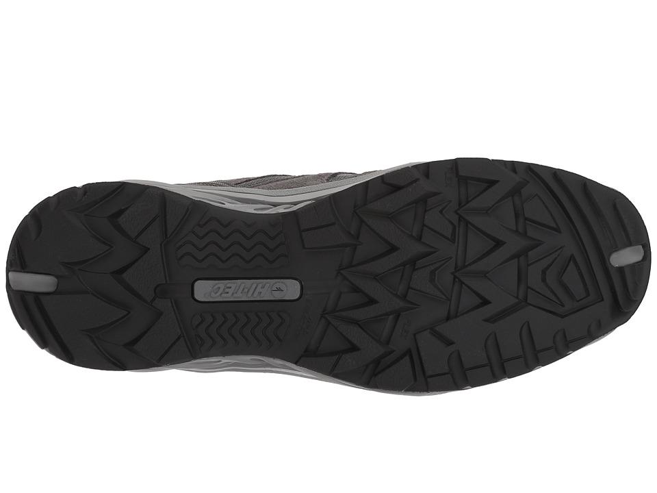 977efbd67cacbf Hi-Tec V-Lite Wildfire Low I Waterproof Men's Hiking Boots  Charcoal/Grey/Olive Night