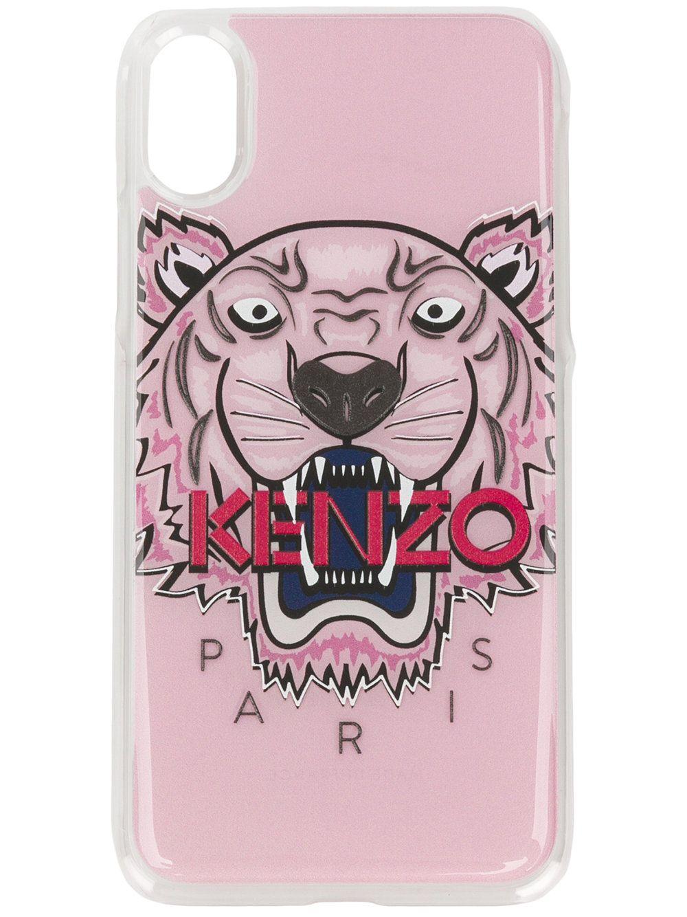 141cb32109 Kenzo Tiger iPhone X phone case | Чехлы | Чехлы