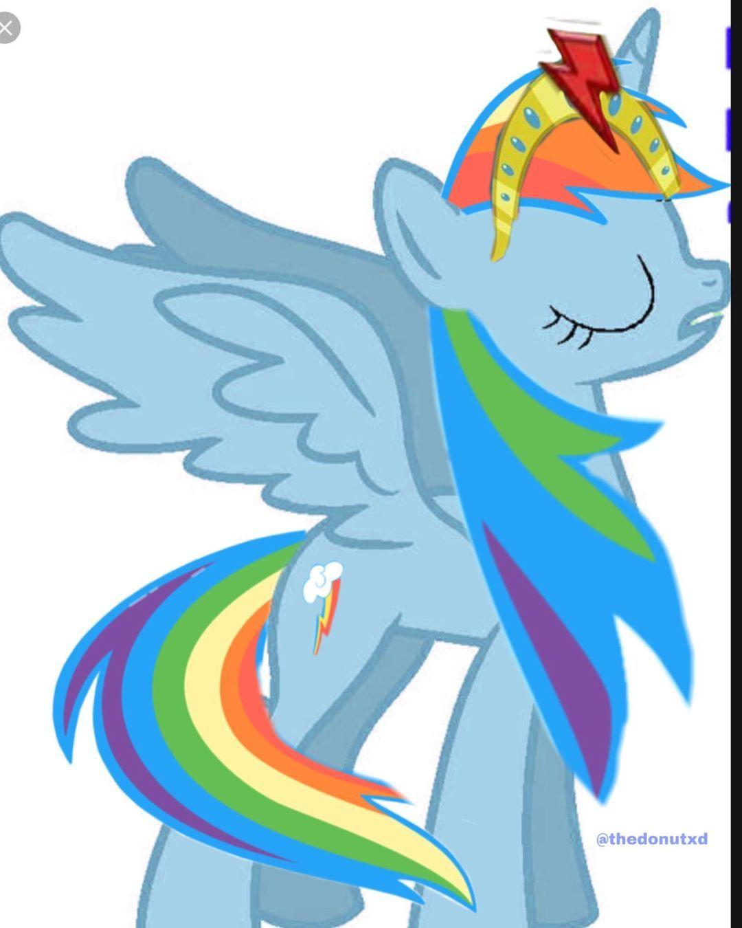 Thedonutxd Adrien New Edit Of My Little Pony