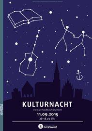 Kulturnacht: Hansestadt Greifswald