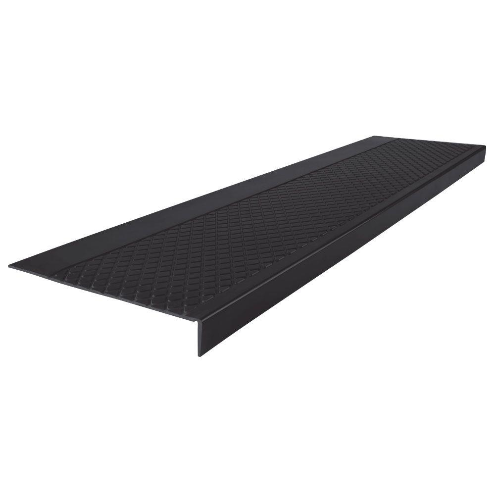 Best Roppe Heavy Duty Raised Diamond Design Black 12 1 4 In X 400 x 300
