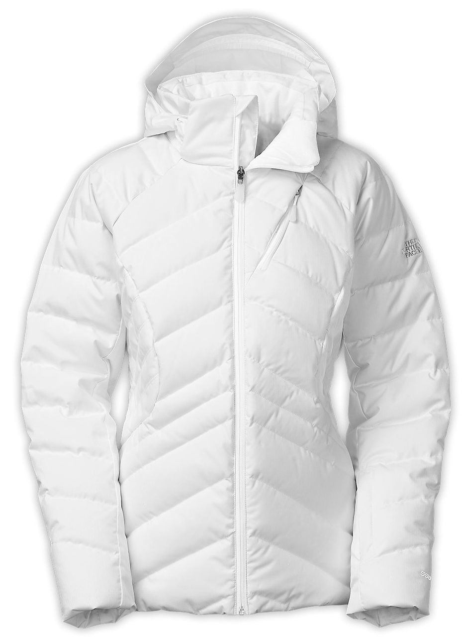 North Face Women S Heavenly Jacket In White Jackets North Face Ski Jacket Down Jacket [ 1280 x 945 Pixel ]