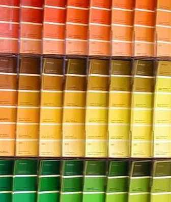 interior paint color chart paint color chart sherwin on sample color schemes for interiors id=67956
