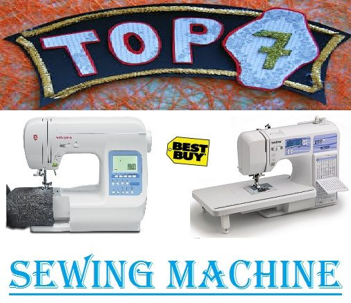 We Evaluated The Top Sewing Machines For Performance Ease Of Use Beauteous Highest Rated Sewing Machines 2014
