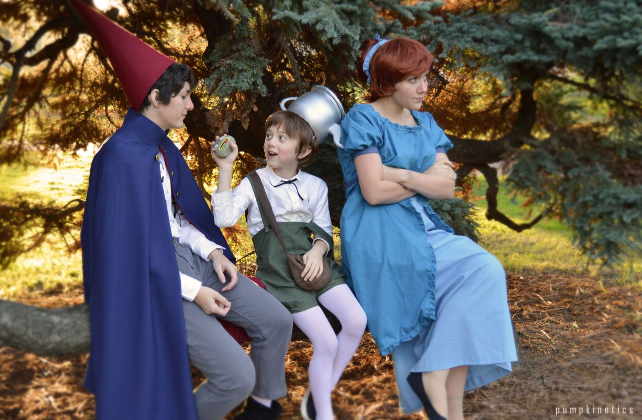 Over The Garden Wall From Last Winter Sac Anime Wirt Pumpkinetics Beatrice Heartenedsoldier