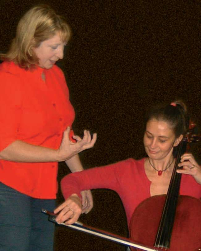 A really lovely article in The Strad about teaching adult beginners a musical instrument.