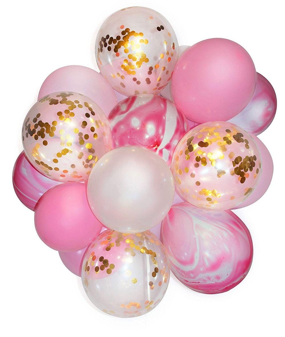20 Stks Partij 12 Confetti Ballon Boeket Voor Baby Shower