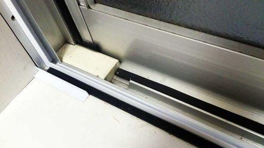 賃貸物件の 窓 騒音対策 サッシの隙間 サッシ 物件 窓