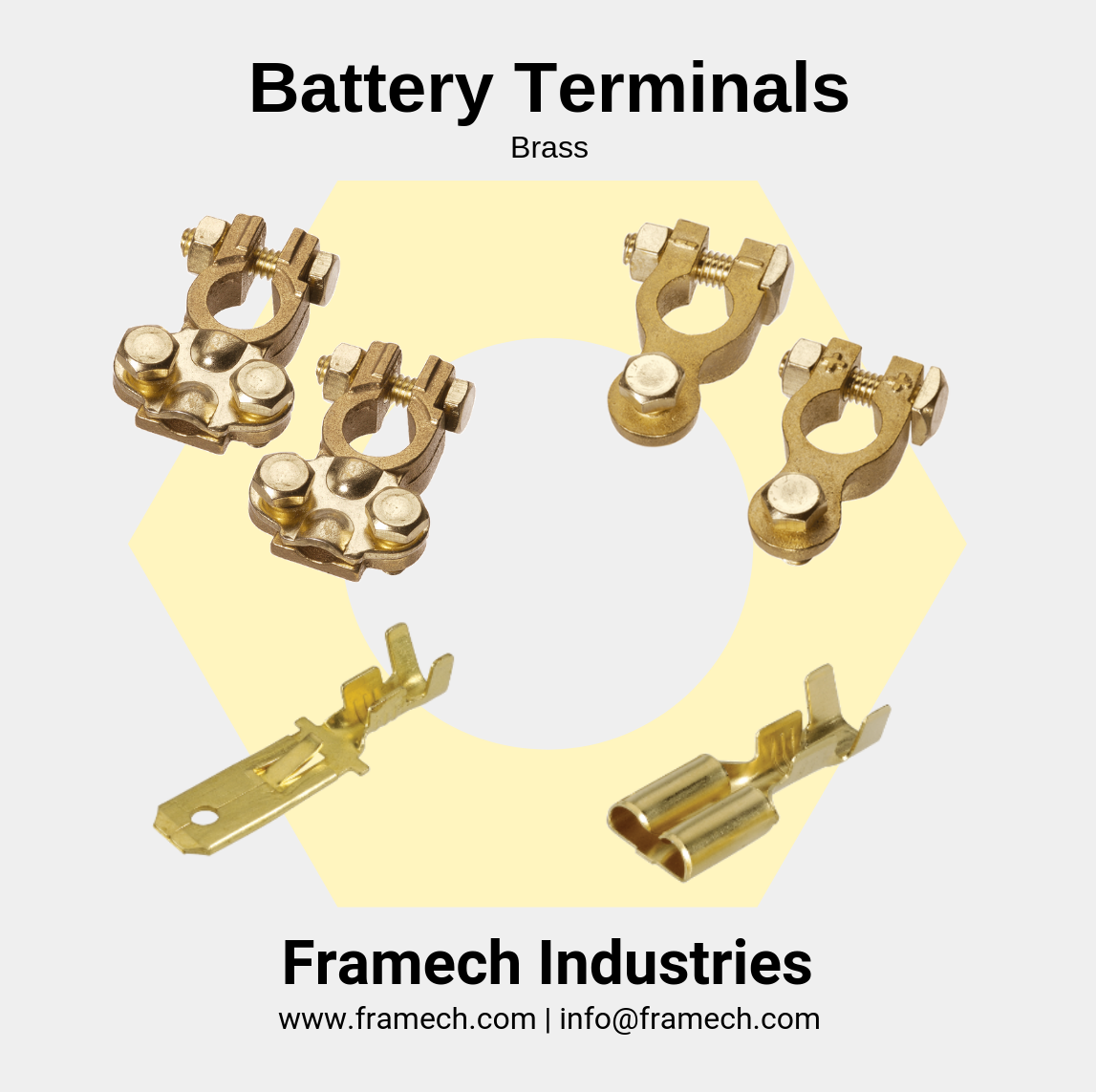 Brass Battery Terminals Brass Neutral Links Brass Earth Bars Terminal Blocks Plug Pins Socket Pins Molding Inserts Nickel Canopy Design Fittings Canopy Lights