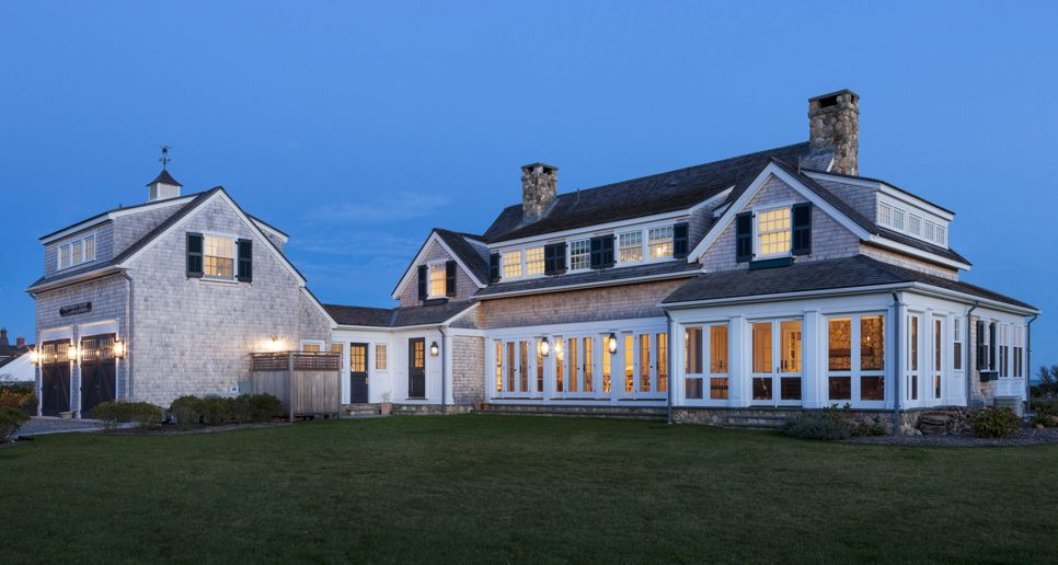 Rhode Island Beach House | Patrick Ahearn Architec