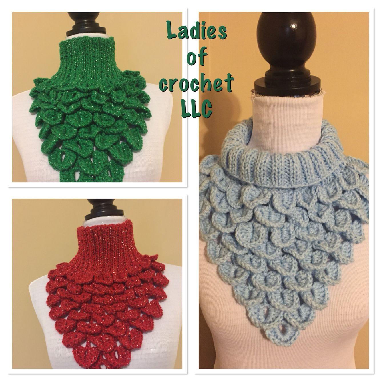 Pecheras Tejidas En Ahujas Y Crochet