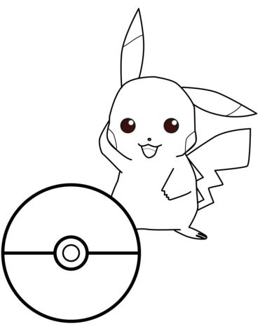 Picachu Ausmalbilder Malvorlagen Pferde Pokemon Malvorlagen