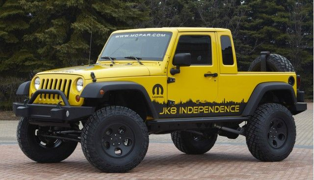 Wraps Come Off Six New Moparized Jeeps Ahead Of 2011 Moab Easter
