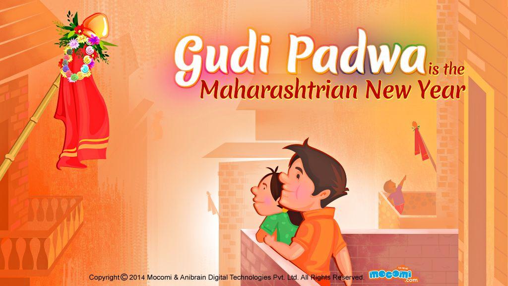 What Is Gudi Padwa Festival For Kids Mocomi Gudi Padwa Learn Culture Festivals Around The World