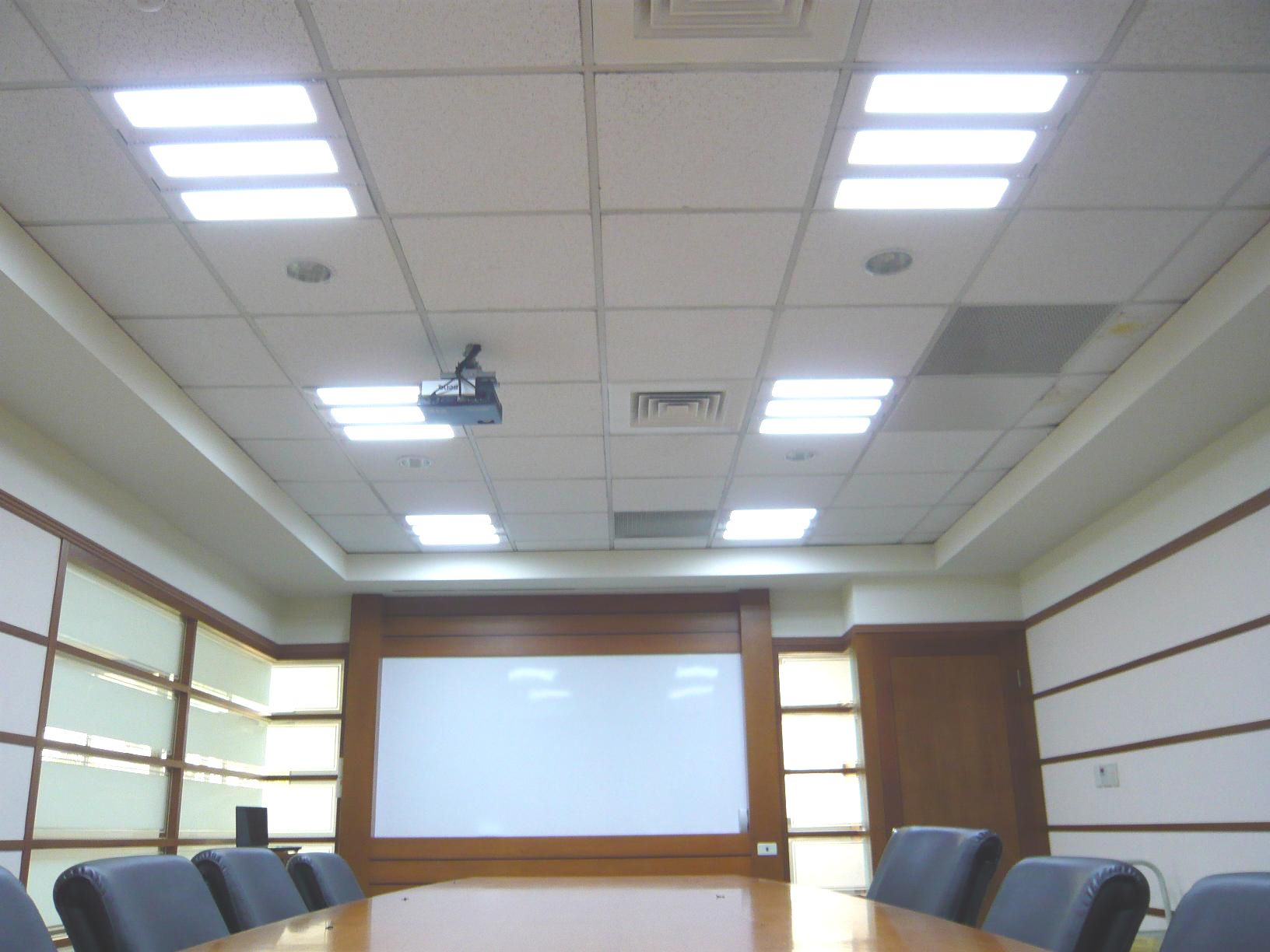 Bright And Fresh Lighting For Meeting Rooms Using Exled S Led