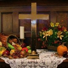 Fishers Of Men Altarscape Fall Church Decorations Church Altar