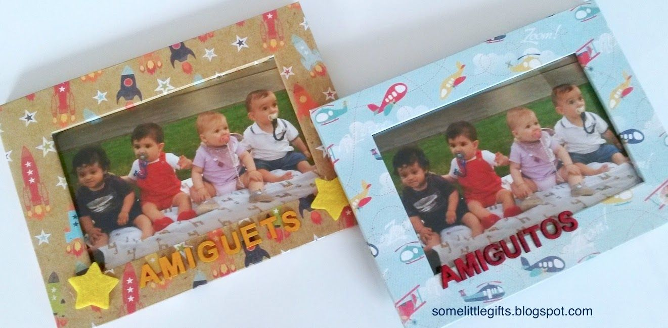Marcos infantiles personalizados | Little gifts | Pinterest | Marcos ...