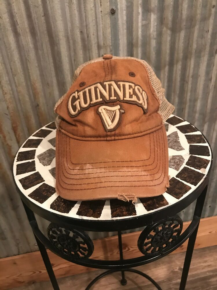 b5ce0e34f Guiness Trucker Hat #fashion #clothing #shoes #accessories ...