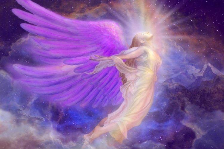 Душа человека. Истоки её зарождения | Картины с ангелом, Картины ...