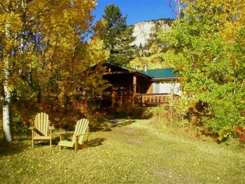Deep Canyon Guest Ranch Formely Seven Lazy P A Choteau Mt