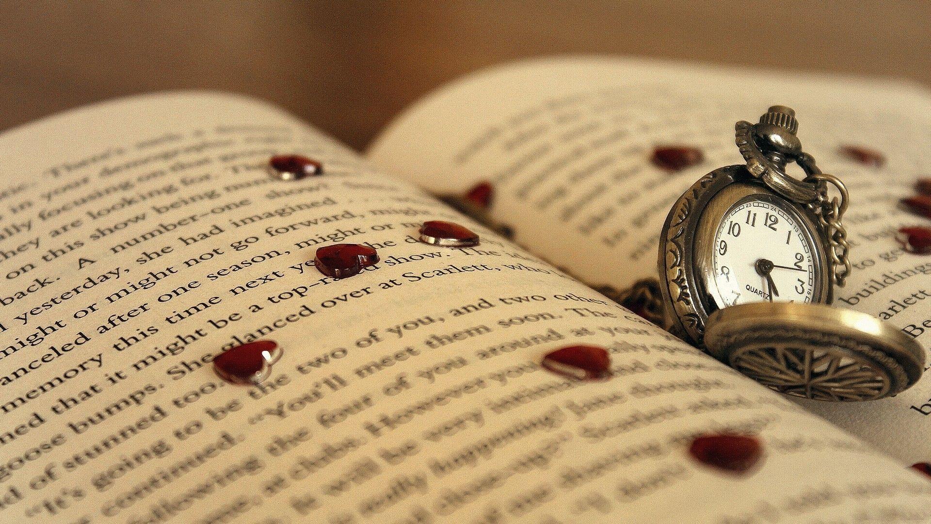 Diamonds Love With Book Wallpaper Taborat Com Book Wallpaper Pocket Watch Watch Wallpaper