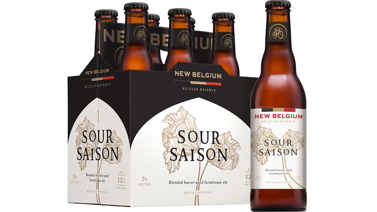 Saison Belgian Farmhouse Ale New Belgium Sour Saison Is A Traditional Barrel Aged Sour Ale
