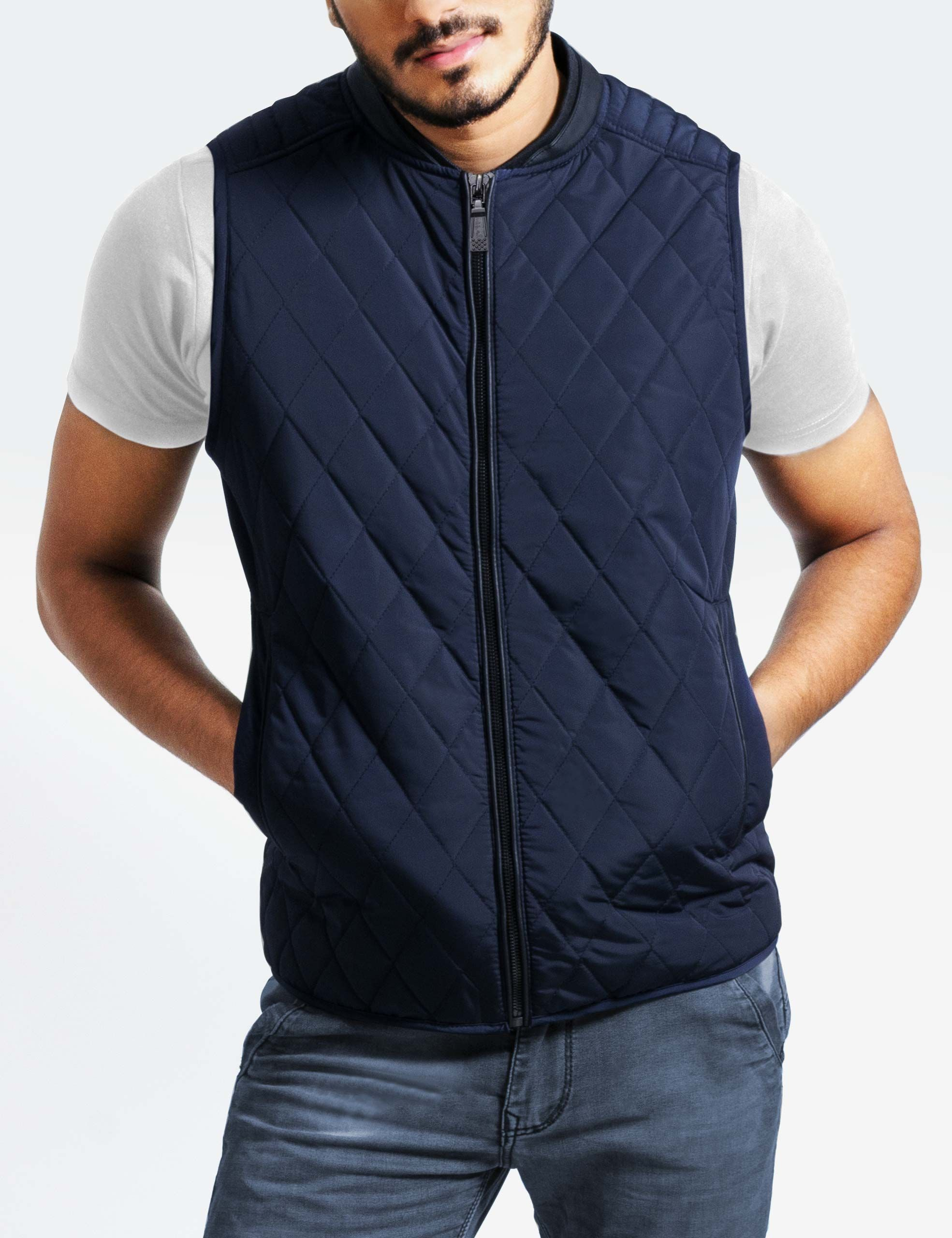 Mensquiltedvest Menus Jackets Pinterest Quilted vest
