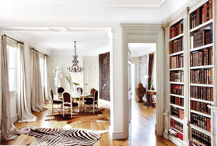Finse Serene Woonkamer : If this room were a girl shes be a lady in the streets but a freak