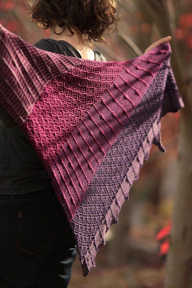 Espaliered Knitting pattern by Nim Teasdale