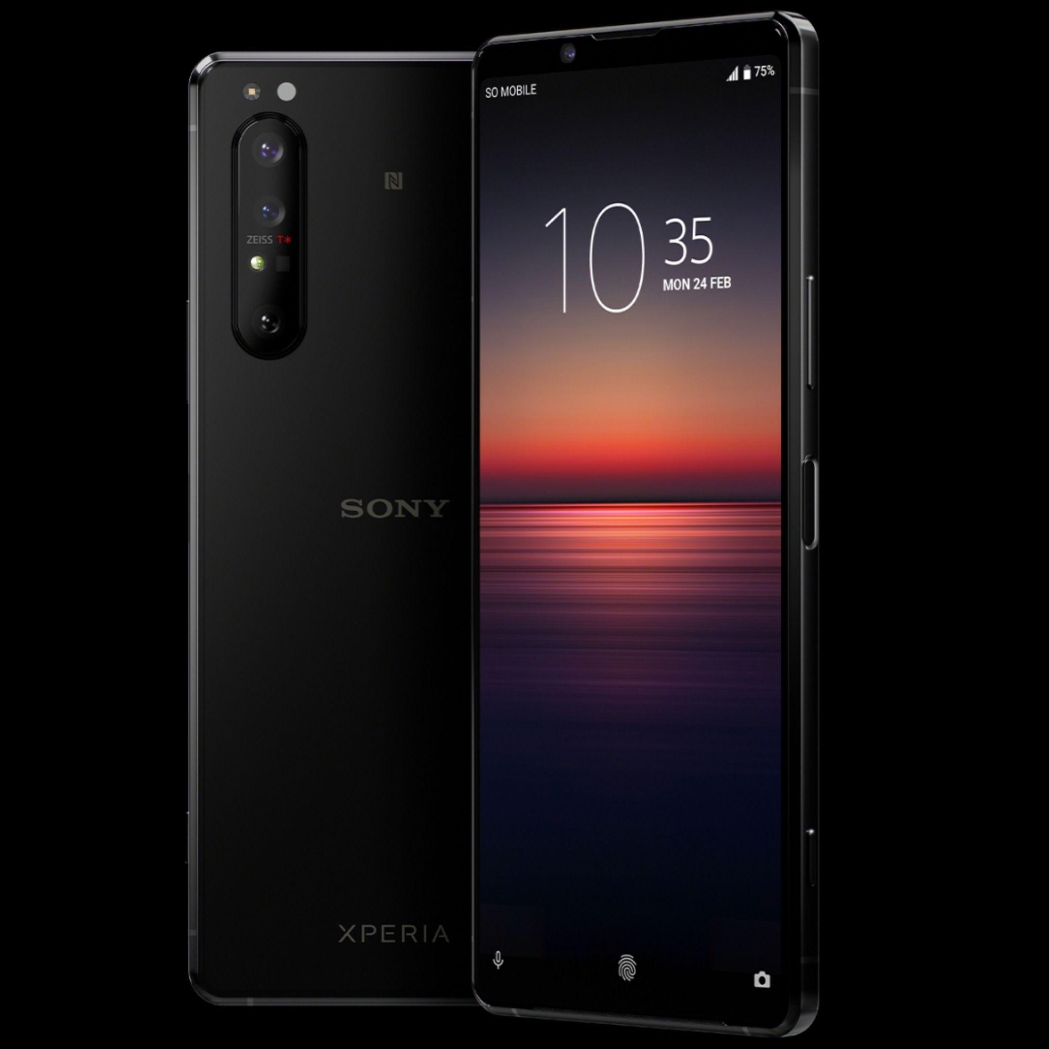 Sony Xperia 1 Ii 6 5 21 9 Cinemawide 4k Hdr Oled Display Triple Lens Camera Sony Xperia Sony Camera Alpha Sony