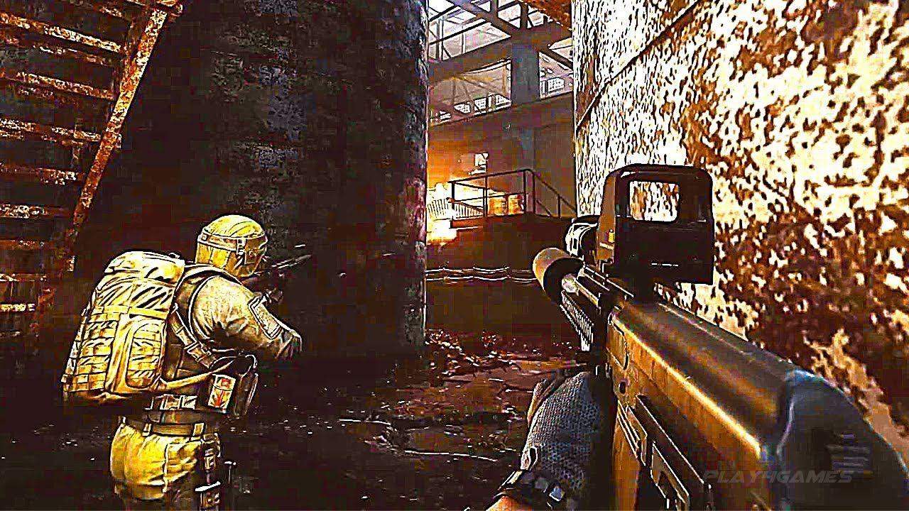 Escape from Tarkov NEW Gameplay Trailer (Open World