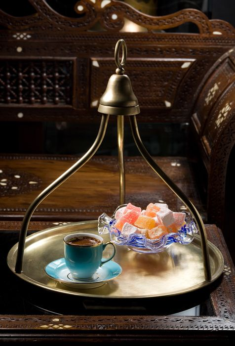 Turkish coffee and turkish delight turkish coffee for Turkis deko