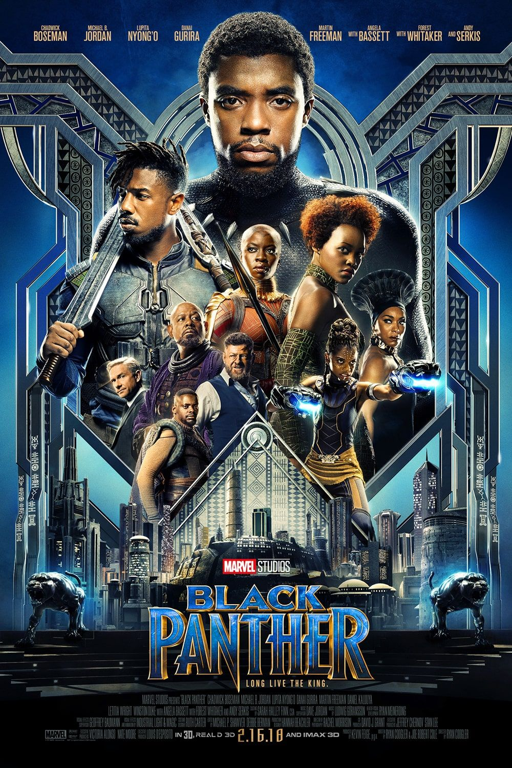 Download Black Panther 2018 Movie In Hindi In 2020 Black Panther Movie Poster Marvel Movie Posters Black Panther Marvel