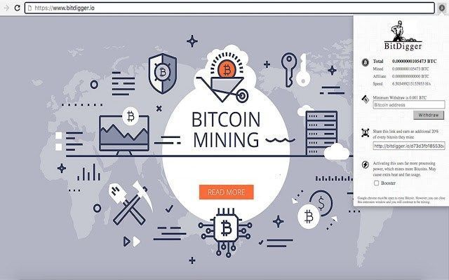 cryptocurrency mining passive income