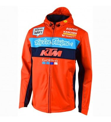 138 €   Chaqueta Softshell KTM Troy Lee Designs Team Orange 2019 ... 0cdc0ebcc7582