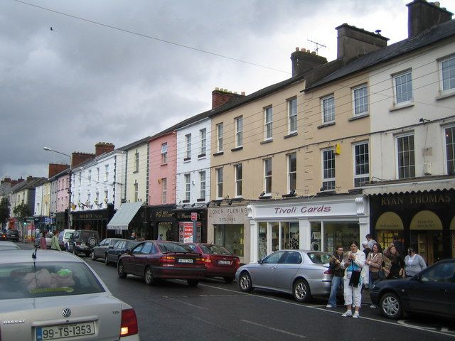 Clonmel is the county town of County Tipperary in Ireland and is the largest town in the county. The town is noted in Irish history for its resistance to the Cromwellian army which sacked both Drogheda and Wexford.