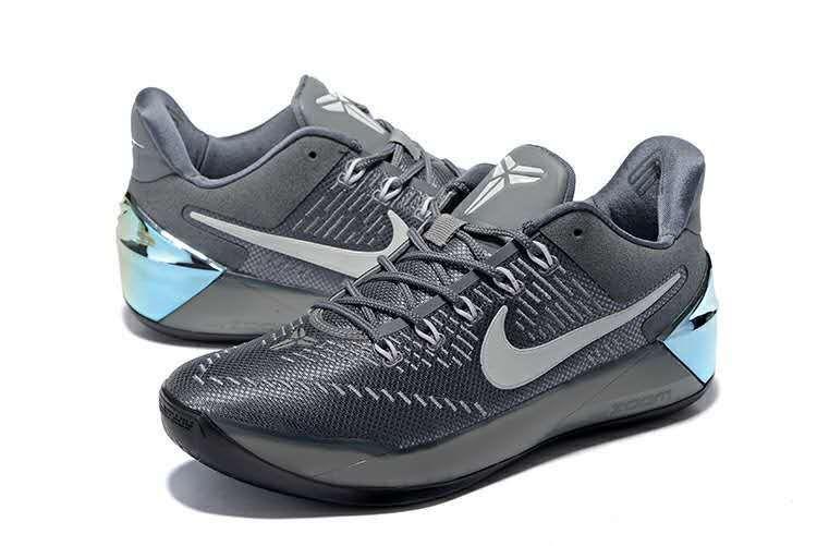 sports shoes e68f9 aa467 Cheap Kobe AD Basketball Wolf Grey Xeno Silver 2018 Spring Summer Sale Kobe  8 Shoes,