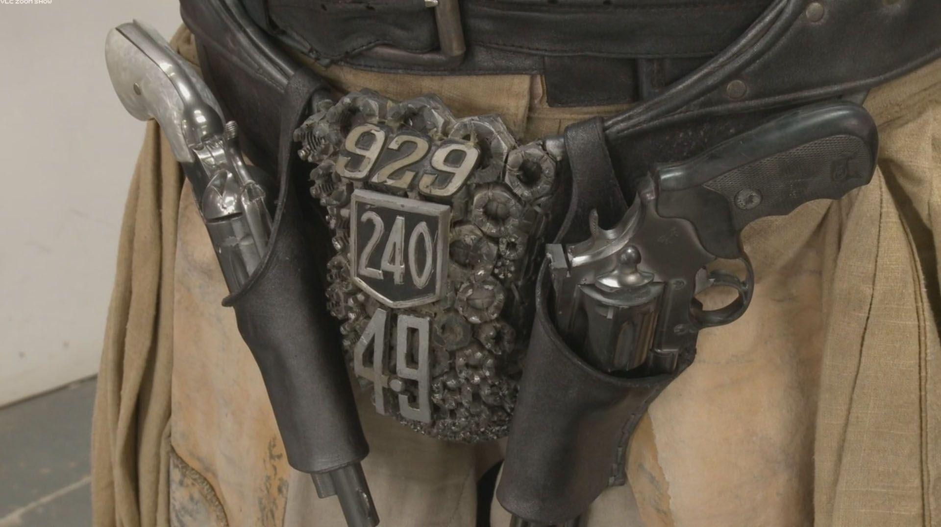 Codpiece Revolver