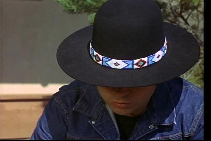 Bert Selleck S Hat Hat Designs Dress Hats Cowboy Hats