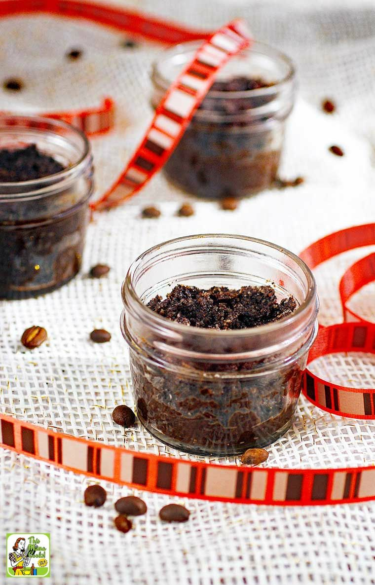 Looking for an inexpensive coffee scrub recipe to make