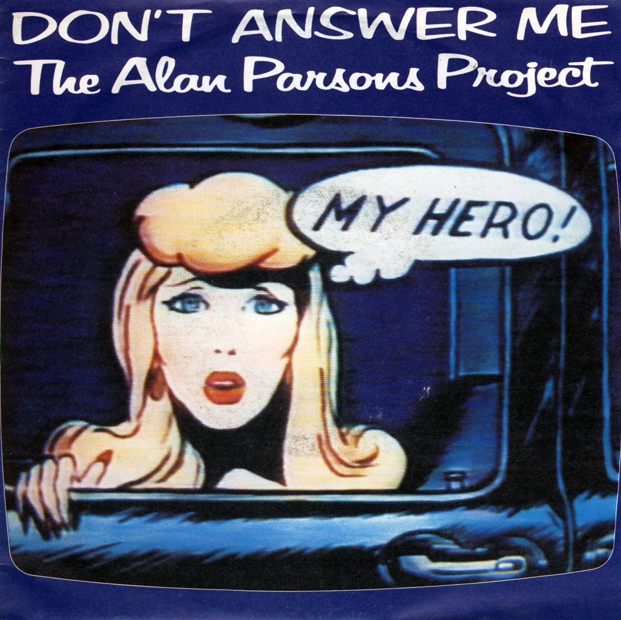The Alan Parsons Project Don T Answer Me