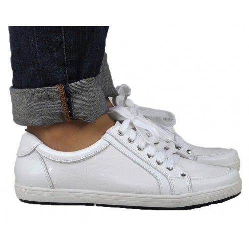 Белые кожаные кеды женские В-олимпия-10   Женские кроссовки кожаные fd039da6787