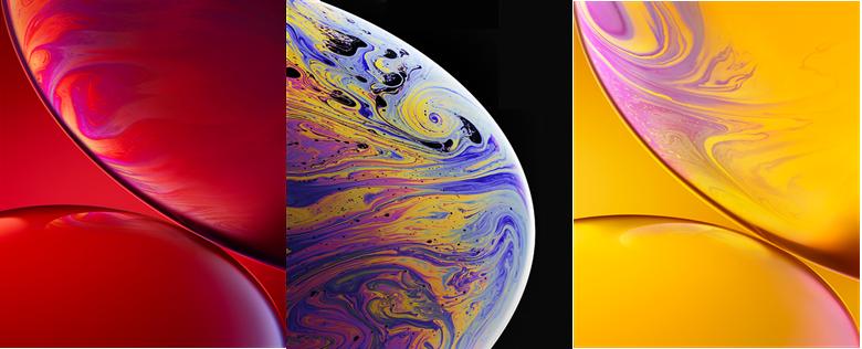 Download iPhone XR & iPhone XS Wallpapers | Wallpaper ...
