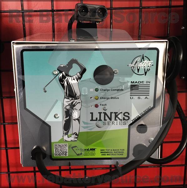 Yamaha Golf Cart Lester Links 48 Volt / 17 Amp Battery Charger ...