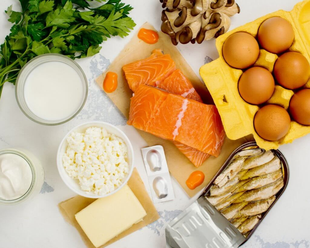 The benefits of Vitamin D3 with Vitamin K2 and Calcium