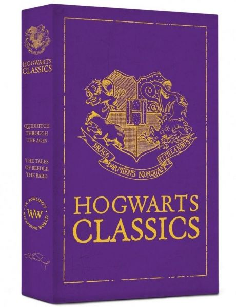 Harry Potter Hogwarts Library Box Set To Be Sold Without Fantastic Beasts Book Harry Potter Book Covers Harry Potter Hardcover Harry Potter Hogwarts